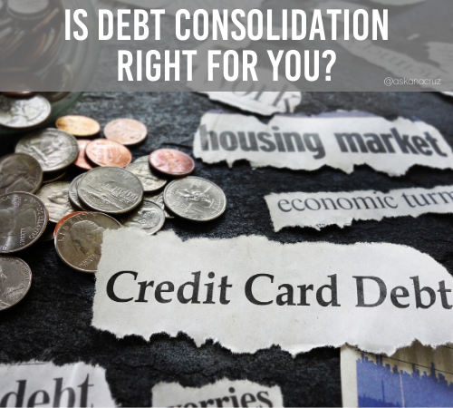 Is consolidating your debt into your mortgage a good idea?