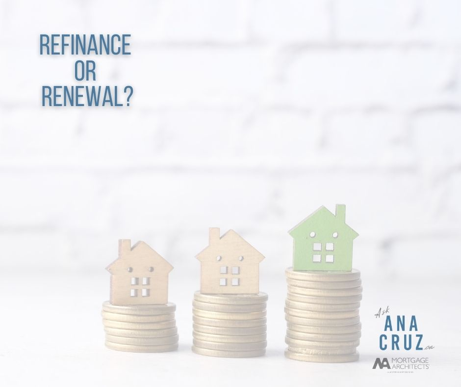 Renewal or Refinance?